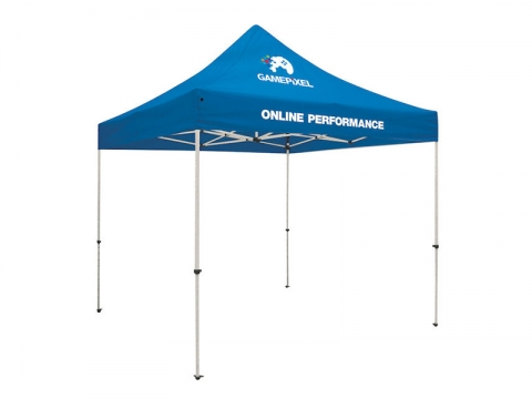 Standard 10ft Thermal Print Canopy Tent