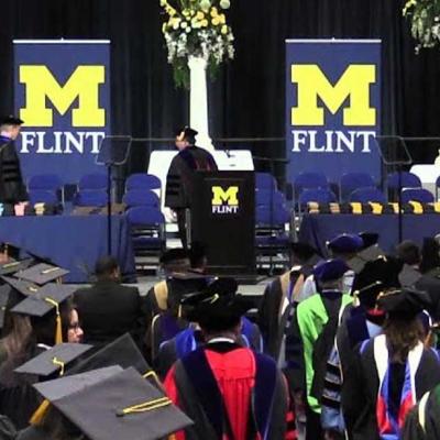 University of Michigan Flint Graduation