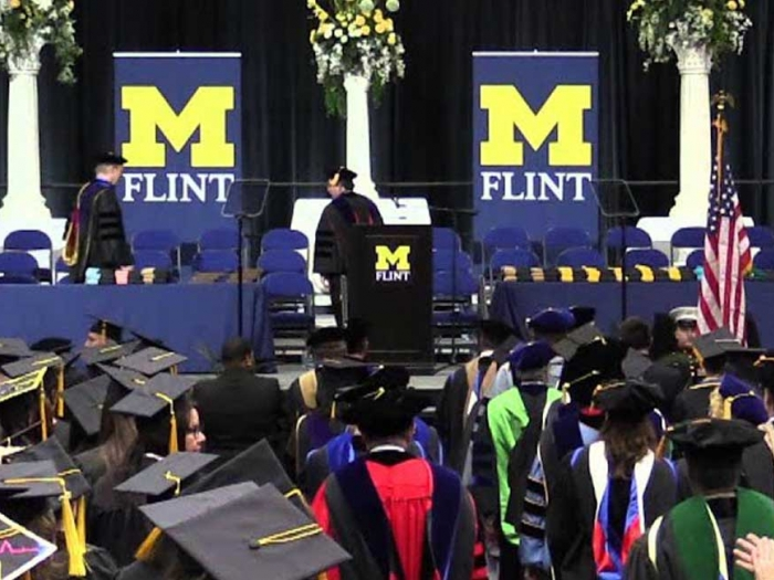 University of Michigan Flint Graduation