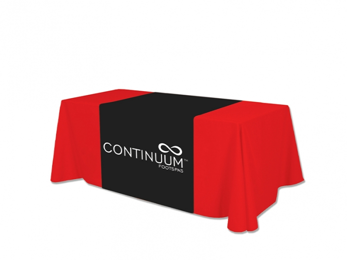 48in Wide Premium Dye Sublimation Table Runner