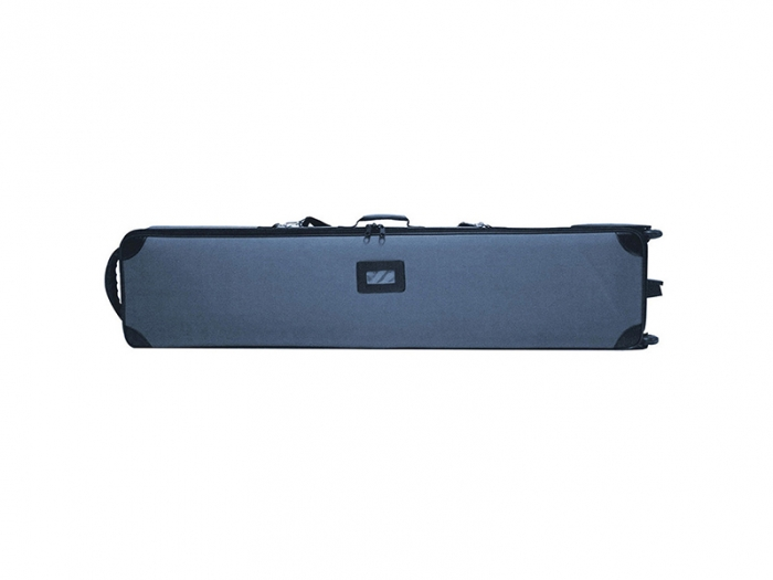 EZ Tube Canvas Bag with Handle and Wheels