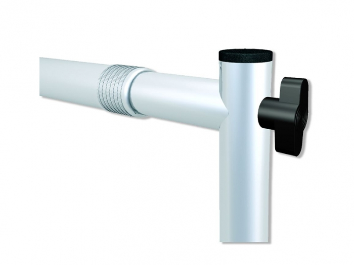 Adjustable Pole Banner Stand Connector