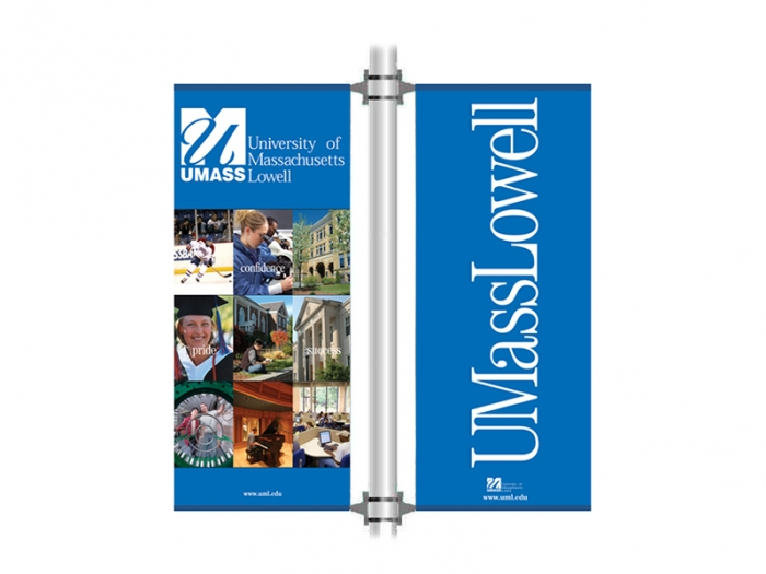 Boulevard Pole Banners & Bracket System