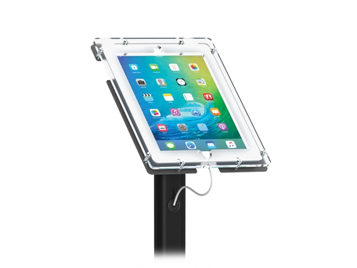 Classic Pro iPad Stands High Impact Acrylic Cover