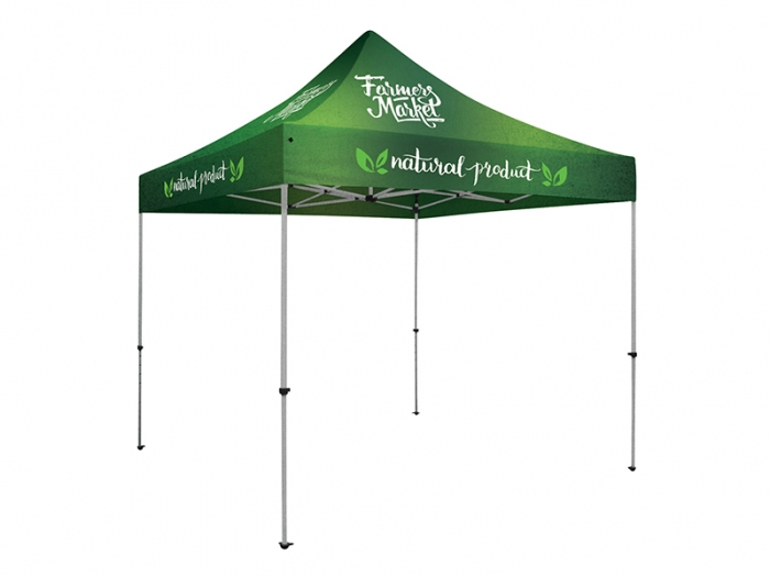 Deluxe 10ft Canopy Tent Kit
