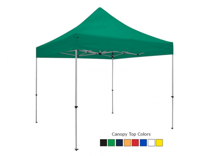 Deluxe 10ft Canopy Tent Kit Unprinted
