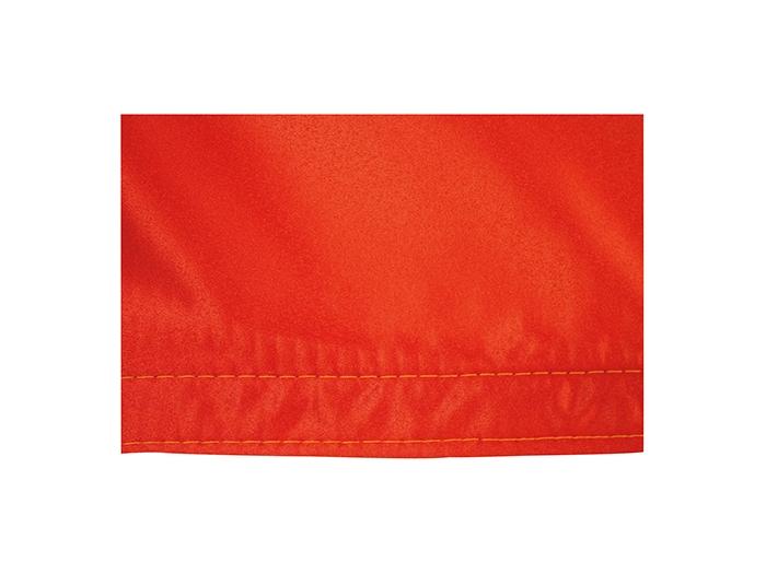 Satin Dye Sublimation Banner Close-up