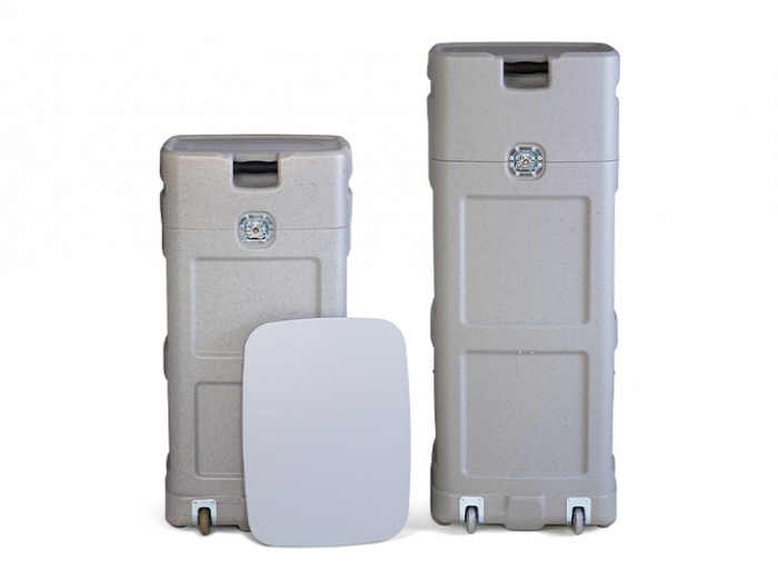Expolinc Standard Case and XL Case with Counter Top