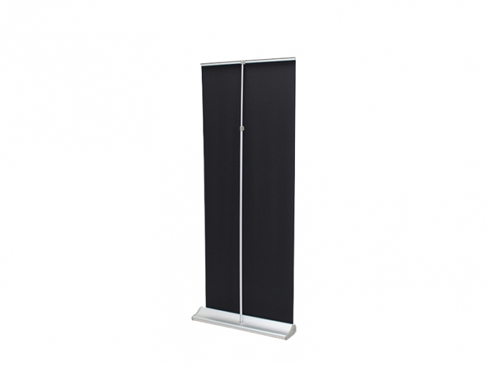 GPS Retractable Banner Stand Back