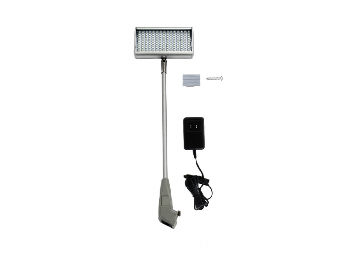 20ft RPL Fabric Pop Up Display LED Stem Light with Cord and Clip