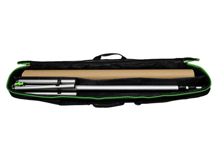 Duo Sprint Adjustable Banner Stand Carry Bag Open