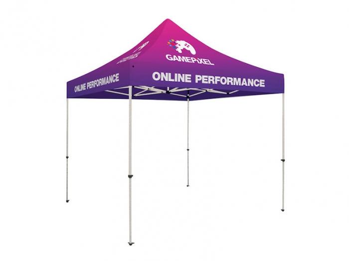 Standard 10ft Full Dye Sub Canopy Tent