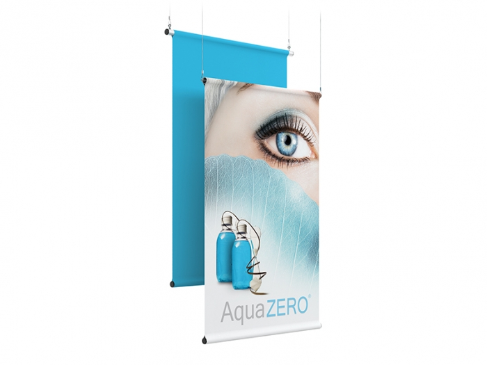 Trapeze Hanging Banner Bars
