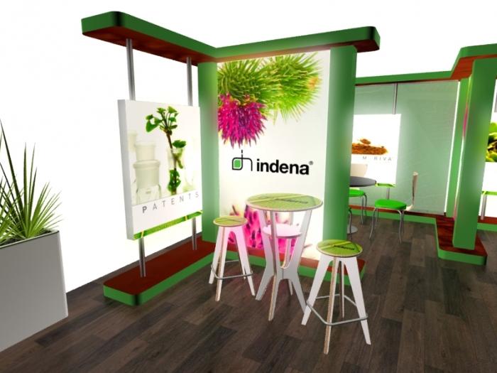 Visionary VK-5135 Hybrid Exhibit Interior View - A